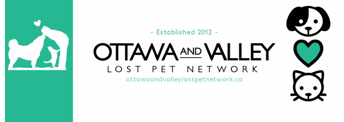 Home Ottawa And Valley Lost Pet Network